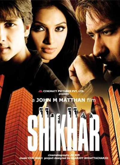शिखर movie poster
