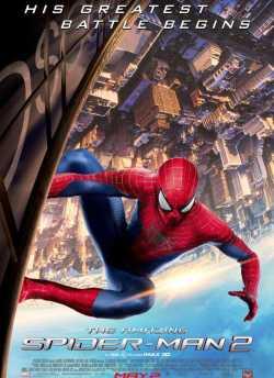 द अमेजिंग स्पाइडर मैन 2 movie poster