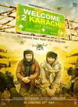 Welcome 2 Karachi movie poster