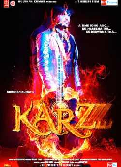 Karzzzz movie poster