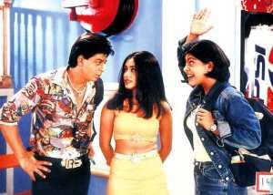 Shahrukh Khan Dialogue from movie Kuch Kuch Hota Hai