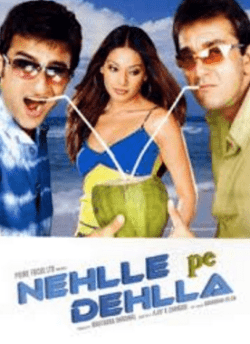 Nehlle Pe Dehlla movie poster