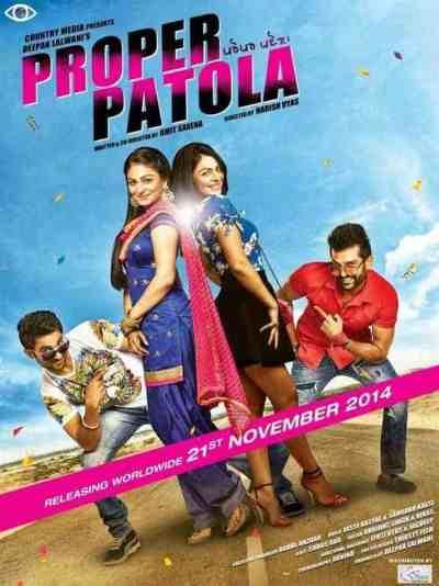 Proper Patola movie poster