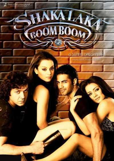Shaka Laka Boom Boom movie poster
