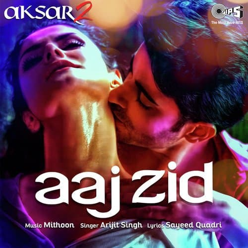 Aaj Zid album artwork