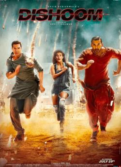 डिशूम movie poster