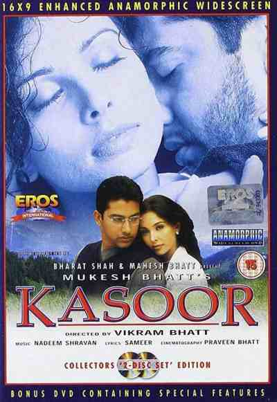 Kasoor movie poster