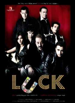 Luck movie poster