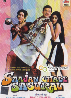 Saajan Chale Sasural movie poster