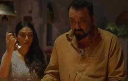 Bhoomi Movie Still