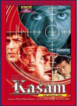 Kasam movie poster