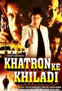 Khatron Ke Khiladi movie poster