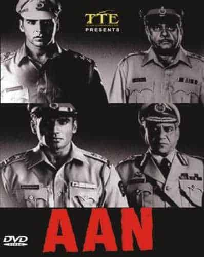 Aan – Men At Work movie poster