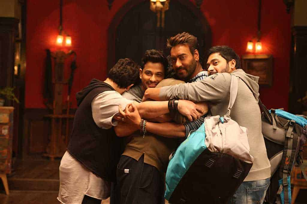 Golmaal Again Saturday Box Office Collection