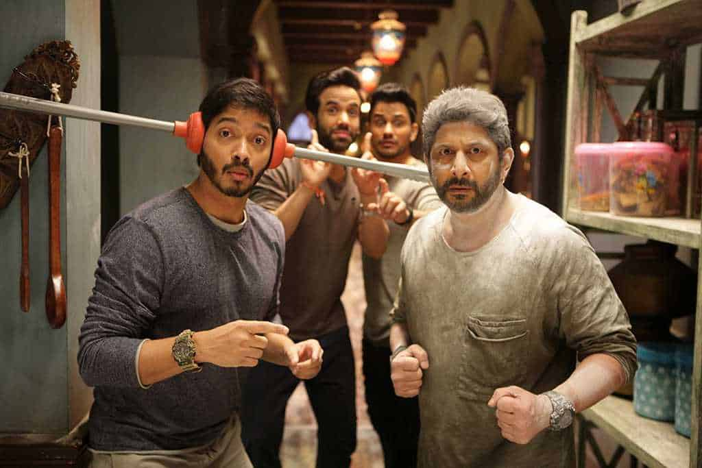 Golmaal Again 2nd Monday Collection