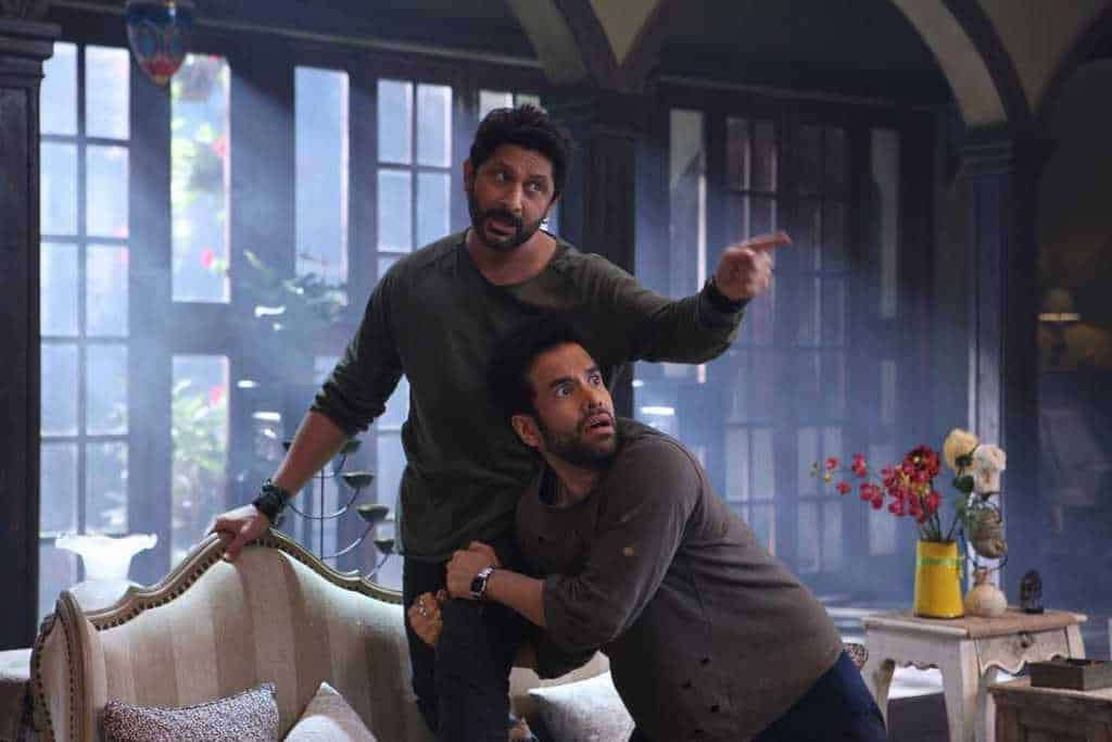 Golmaal Again Monday Collection
