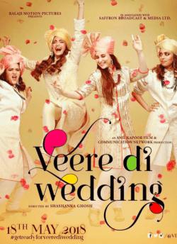 Veere Di Wedding movie poster