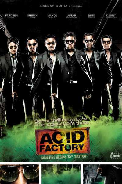 Acid Factory movie poster