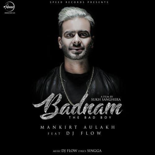 Badnam album artwork
