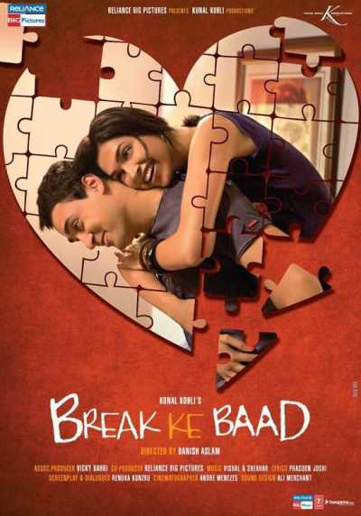 Break Ke Baad movie poster