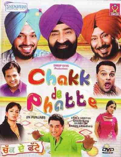 Chakk De Phatte movie poster