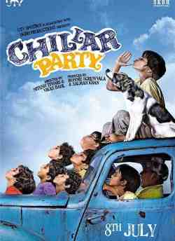 Chillar Party movie poster