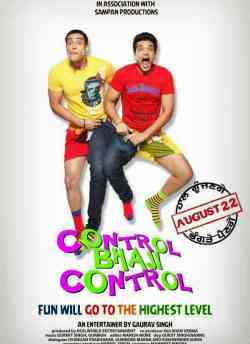 Control Bhaji Control movie poster
