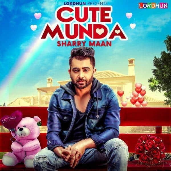 Cute Munda album artwork