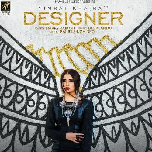 Designer album artwork
