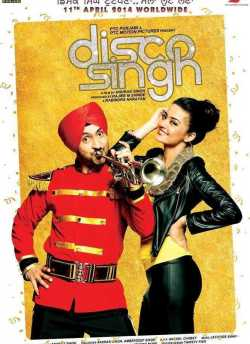 Disco Singh movie poster