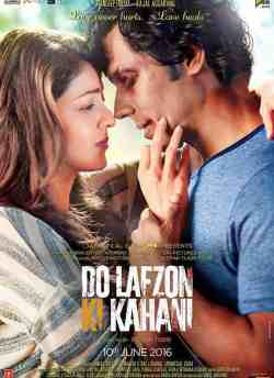 Do Lafzon Ki Kahani movie poster