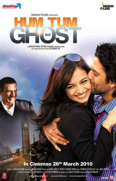 Hum Tum Aur Ghost movie poster
