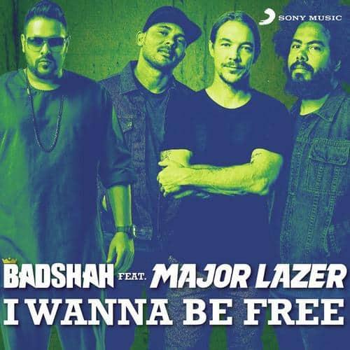 I Wanna Be Free album artwork