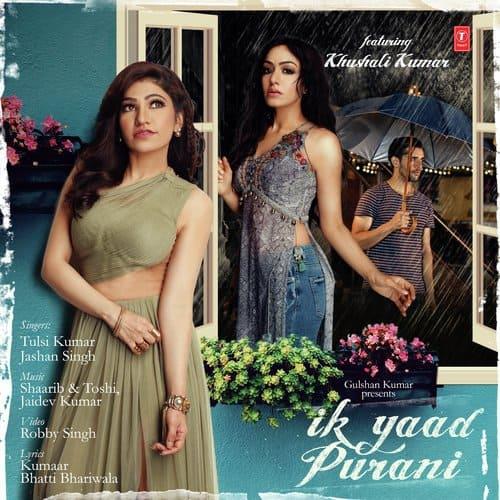 Ik Yaad Purani album artwork