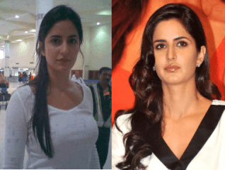Bollywood Heroines without Makeup