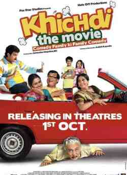 Khichdi: The Movie movie poster