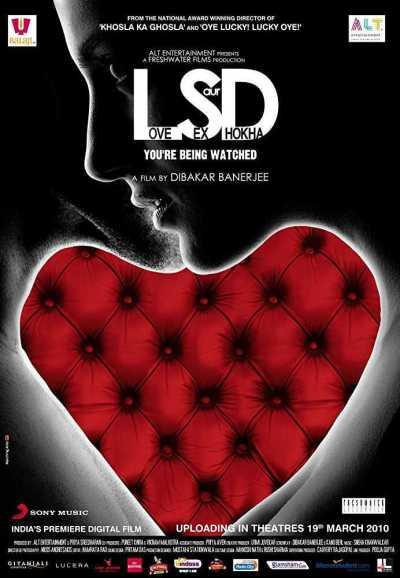 Love Sex Aur Dhokha movie poster