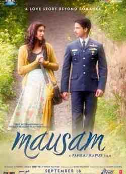 Mausam movie poster