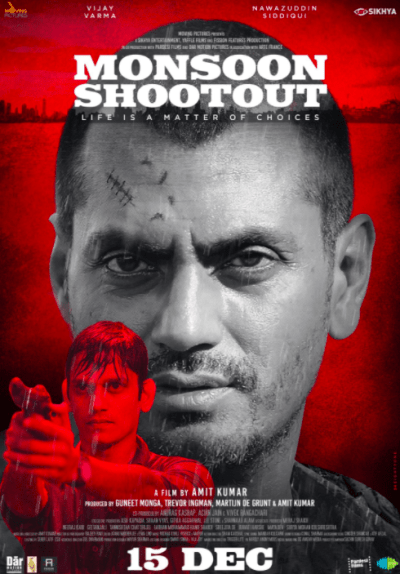 मानसून शूटआउट movie poster