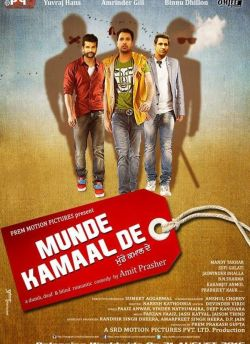 Munde Kamaal De movie poster