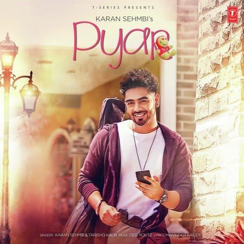 Pyar album artwork