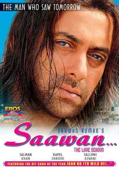 Saawan….The Love Season movie poster