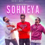 Sohneya album artwork