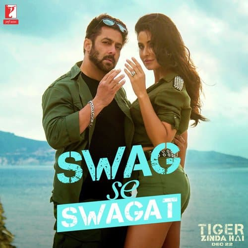 Swag Se Swagat album artwork
