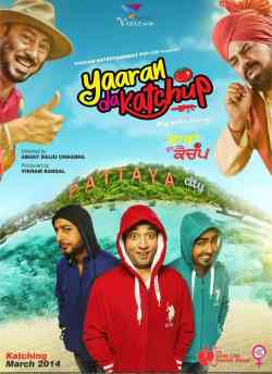 Yaaran Da Katchup movie poster