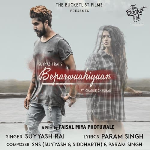 Beparwaahiyaan album artwork
