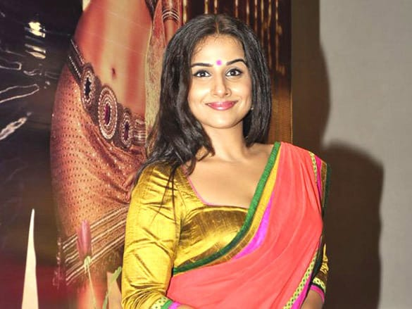 Vidya Balan Hot Pics - Top Sexy And Best Looking Photos  Boty-4551