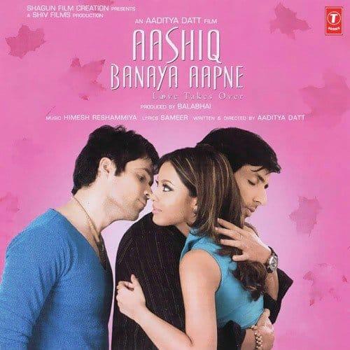Aashiq Banaya Aapne album artwork