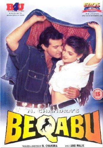 Beqabu movie poster