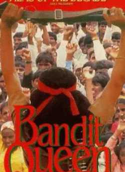 Bandit Queen movie poster